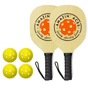 amazing aces pickleball paddles