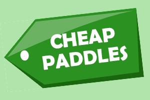 cheap pickleball paddles