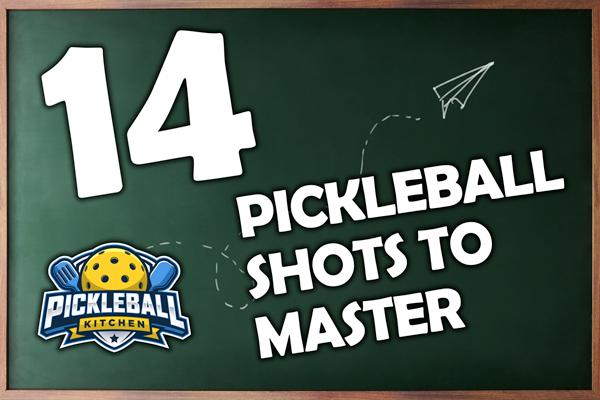 pickleball shots